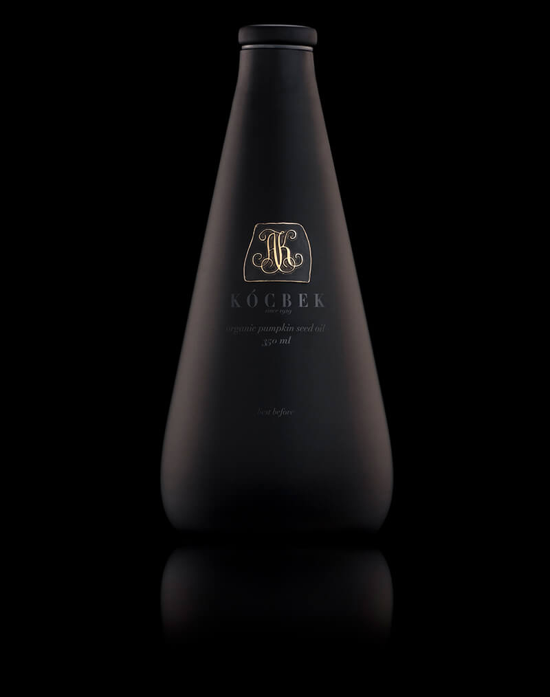 Luxury Black Bottle-Oljarna Kocbek